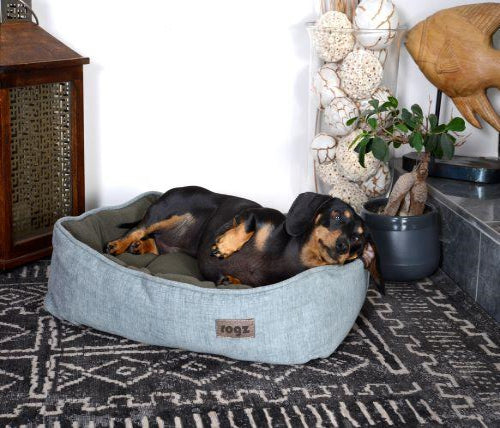 ROGZ LAPZ MOON POD Dog Bed - Pet Mall