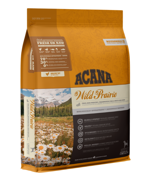 Acana Regionals Wild Prairie Dog Food - Pet Mall