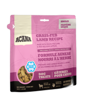 Acana Singles Grass-Fed Lamb Freeze-Dried Dog Treats - Pet Mall
