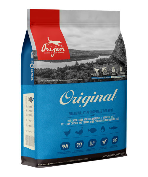 Orijen Original Dog Food - Pet Mall