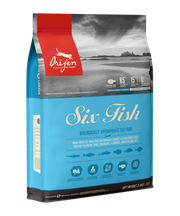 Orijen Six Fish Cat Food - Pet Mall