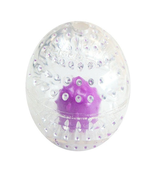 Petstages Nubbiez Treat and Squeak Ball Dog Toy - Pet Mall