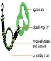 L'Chic Octobungee Elastic Leash - Pet Mall
