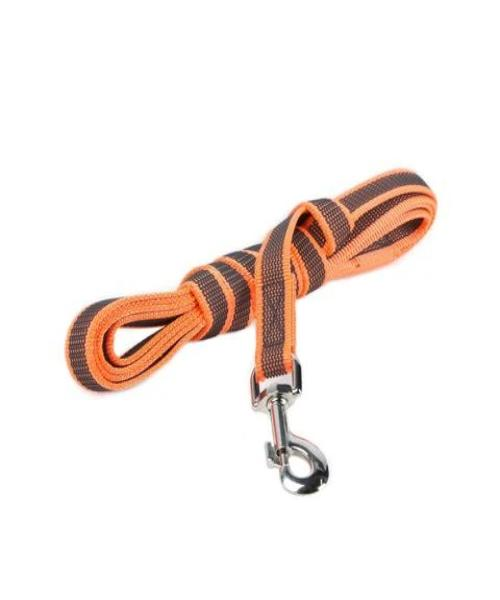 Julius K-9 Super Grip Leash - Orange - Pet Mall