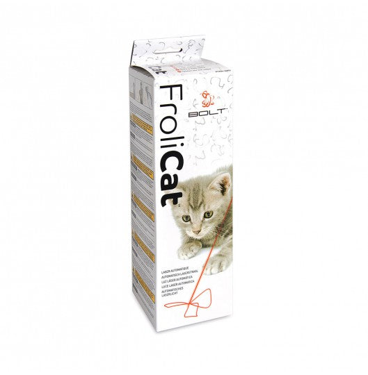 FroliCat™ BOLT™ Cat Interactive Toy - Pet Mall