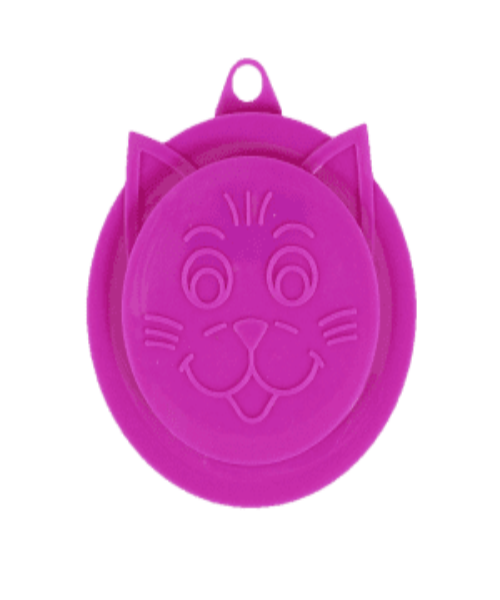 Petmate Kitty Caps Pet Food Can Topper