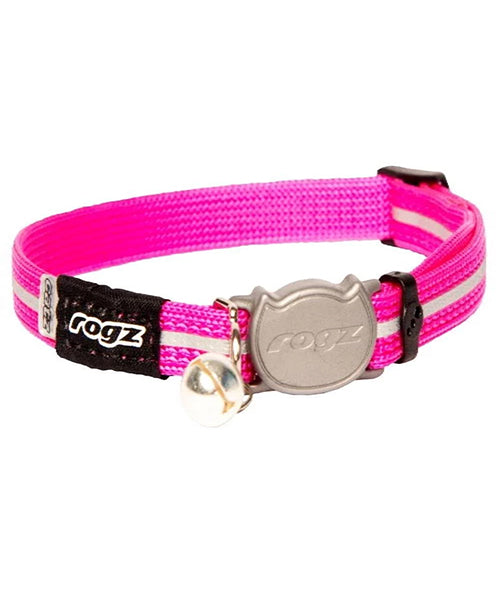 ROGZ AlleyCat Cat Collar - Pet Mall