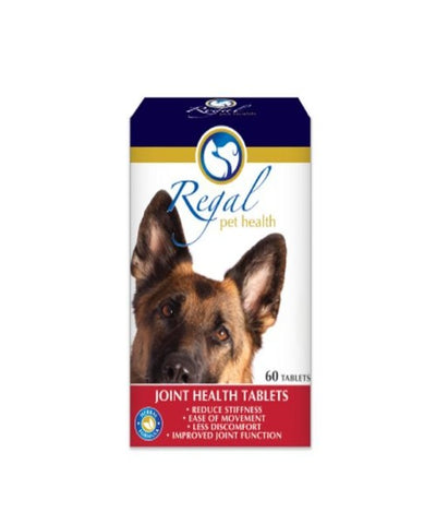 REGAL JOINT HEALTH TABLETS 60'S - Pet Mall