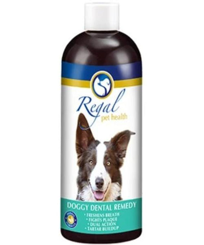 REGAL DOGGY DENTAL REMEDY 400ML - Pet Mall