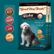Ricky Litchfield Good Dog Treats Roast Lamb 450 g - Pet Mall