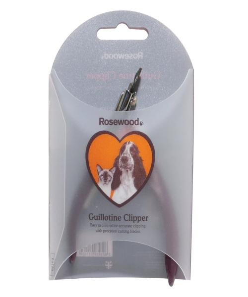 Rosewood Salon Grooming Guillotine Clipper - Pet Mall