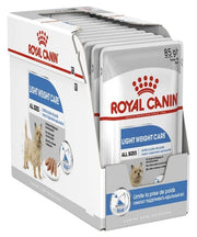 Royal Canin Light Weight Care Loaf Adult Wet Dog Food Pouches - 12 x 85g