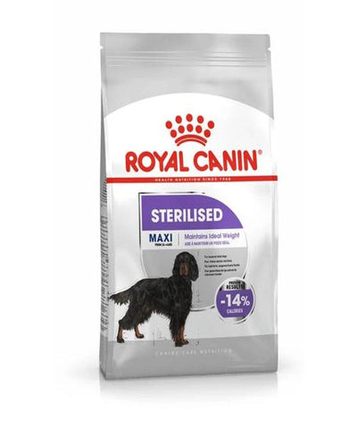 Royal Canin Sterilized Maxi Adult Dog Food