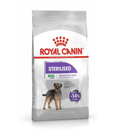 Royal Canin Sterilised Mini Adult Dog Food