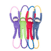 ZippyPaws Monkey RopeTugz - Pet Mall