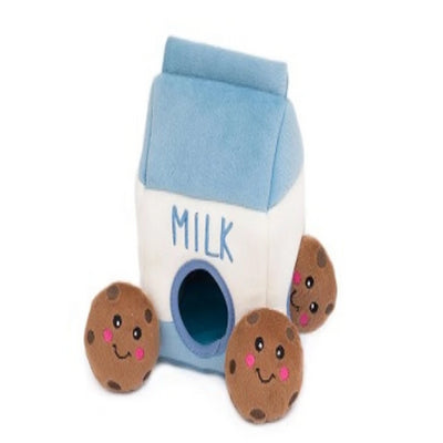 Zippy Burrow Milk & Cookies - Pet Mall