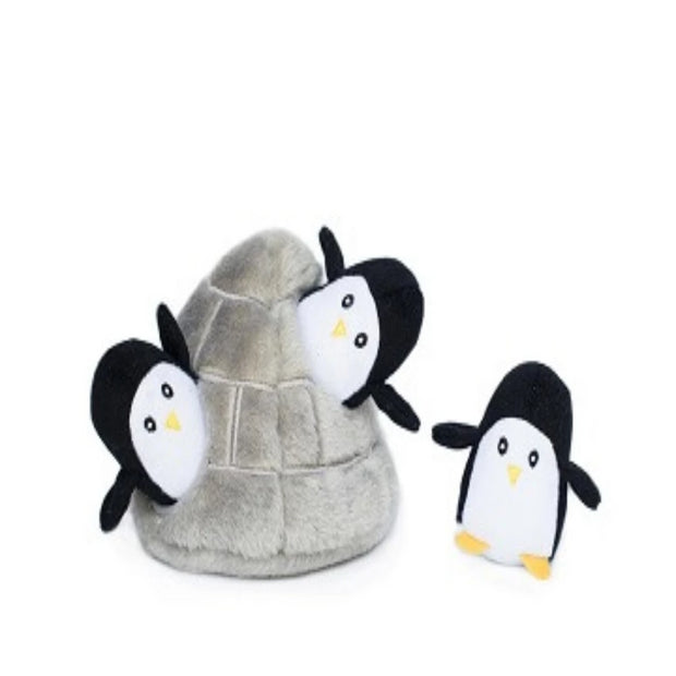 Zippy Burrow Penguin Cave - Pet Mall