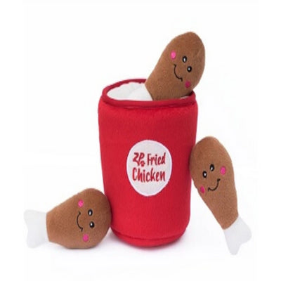 Zippy Burrow Chicken Bucket - Pet Mall