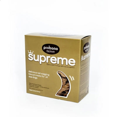 Probono Supreme Dog Biscuits - Pet Mall