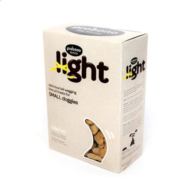 Probono Light Large & Small Dog Biscuits - Pet Mall