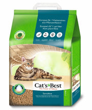 Cat's Best – Sensitive Pellets – ECO Firm Clumping Cat Litter - Pet Mall