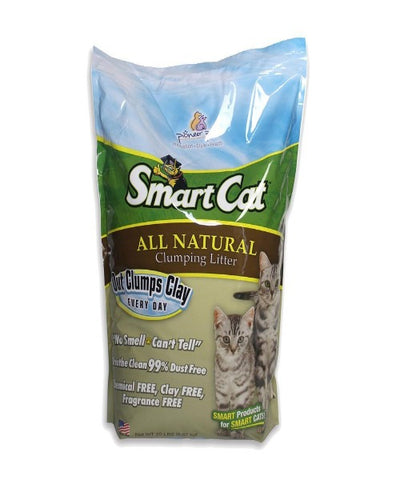 SmartCat Natural Clumping Litter - Pet Mall