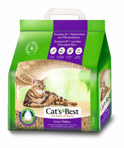 Cat's Best – Smart Pellets – ECO Clumping Cat Litter - Pet Mall