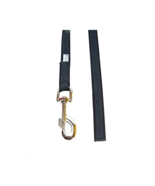 Julius K-9 Super Grip Leash - Black - Pet Mall