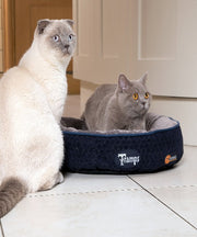 Scruffs Tramps Thermal Ring Cat Bed - Pet Mall