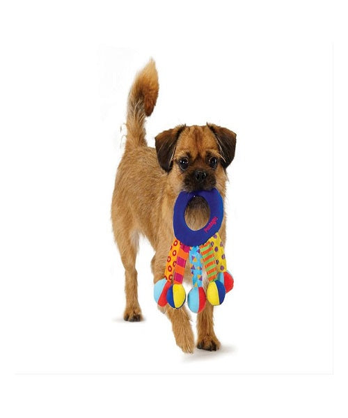 Petstages Toss & Shake Dog Toy - Pet Mall