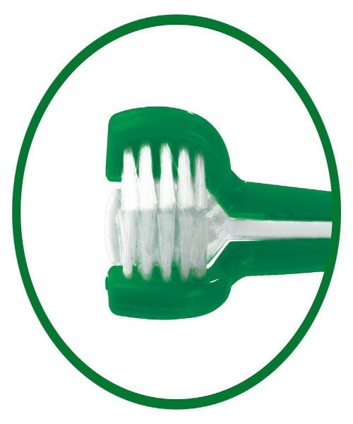Vets Best Tripple Headed Toothbrush