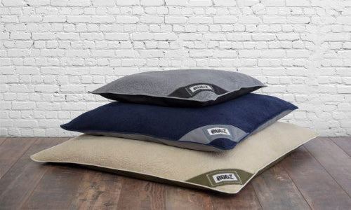 ROGZ LEKKA Pod Flat Oxford Dog Bed - Pet Mall