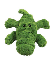 KONG COZIE Green Ali the Alligator Plush Dog Toy - Pet Mall