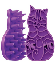 KONG ZoomGroom Cat Grooming Tool - Pet Mall
