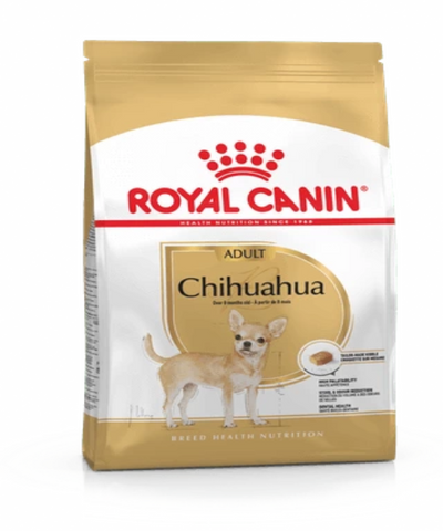 Royal Canin Chihuahua Adult Dog Food - Pet Mall