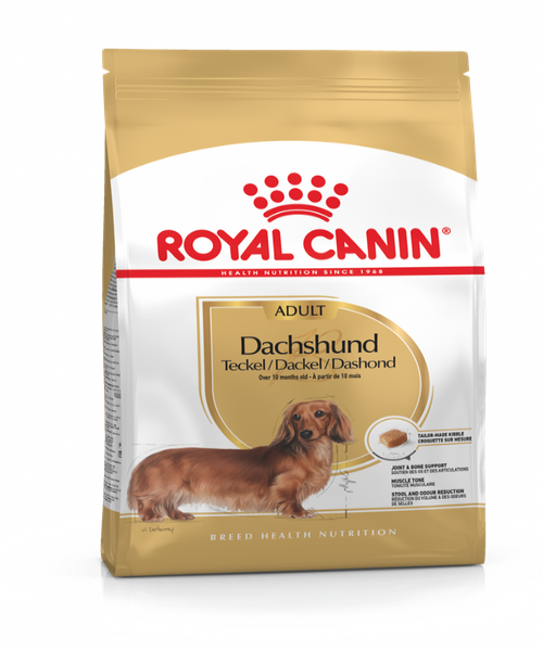 Royal Canin Dachshund Adult Dog Food - Pet Mall