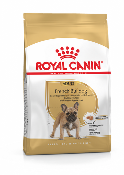 Royal Canin French Bulldog Adult Dog Food 3KG - Pet Mall