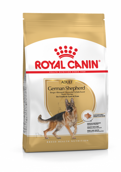 Royal Canin German Shepherd Adult Dog Food 12KG - Pet Mall