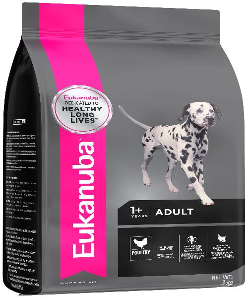 EUKANUBA Medium Breed Adult Dog Food - Pet Mall