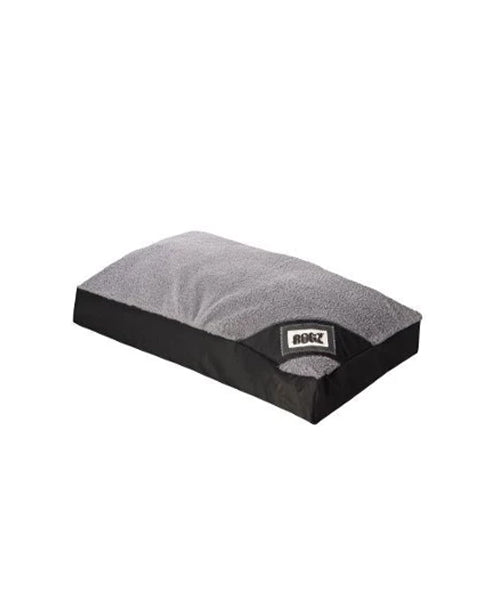Rogz Lekka Pod Flat Rectangle Oxford Dog Bed - Pet Mall
