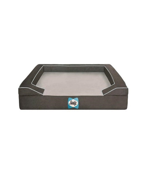 Sealy Lux Orthopedic Dog Bed - Pet Mall