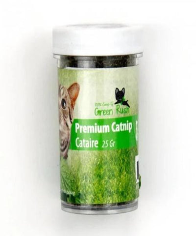 All For Paws Green Rush Premium Catnip - Pet Mall