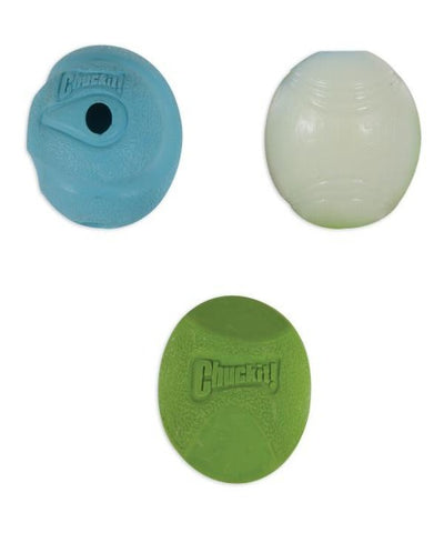 Chuckit! Fetch Medley - Small 3 Pack