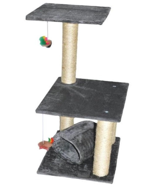 Cosmic Pets Solar Flare Scratching Post - Pet Mall