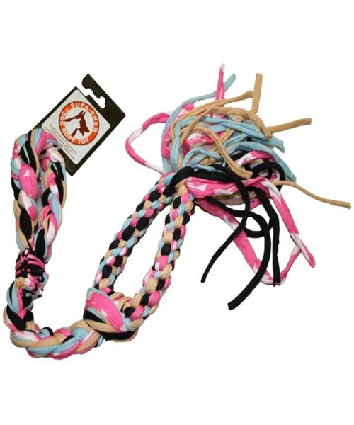 Supa-Chew Cotton Sling Rope Dog Toy - Pet Mall