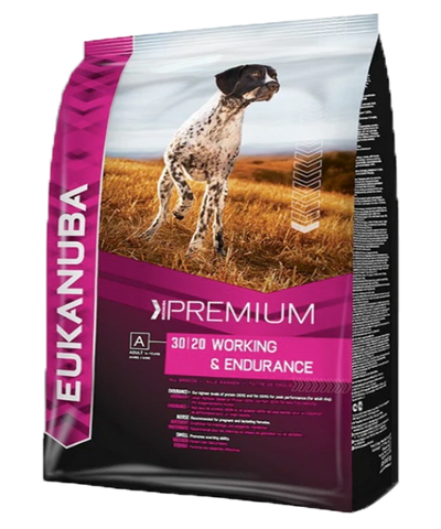 EUKANUBA Premium Performance Working & Endurance Adult Dog Food - Pet Mall