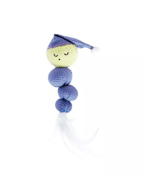 Petstages Glow Worm Cat Toy - Pet Mall