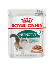 Royal Canin Instinctive 7+ Gravy Adult Cat Food 12 x 85 g - Pet Mall