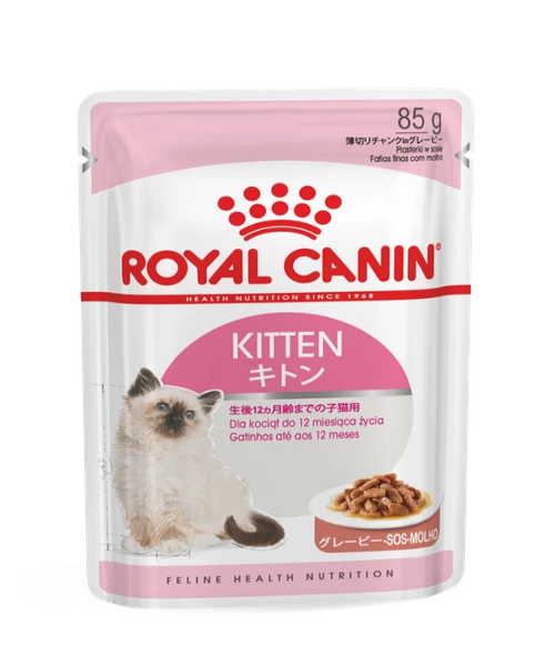 Royal Canin Instinctive Babycat Kitten Food 12  x 85 g - Pet Mall