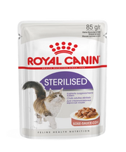 Royal Canin  Sterilised Adult Cat Food 12 x 85 g - Pet Mall